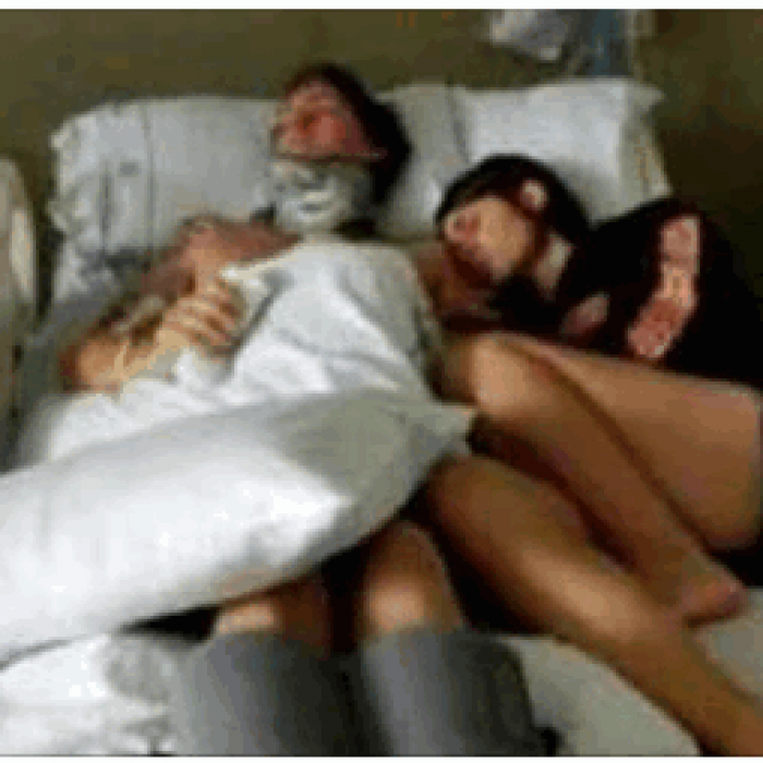 Creampies galore at this gangbang party